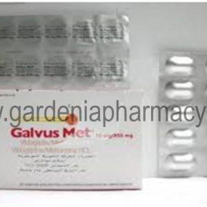 GALVUS MET 50/500 MG 30TAB