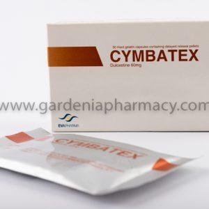 CYMBATEX 60MG 30 CAP