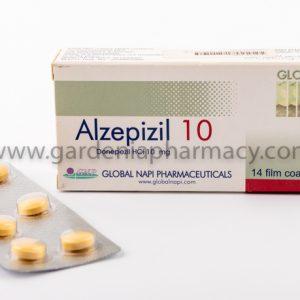 ALZEPIZIL 10MG 14 TAB