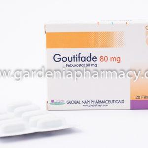 GOUTIFADE 40GM 20TAB
