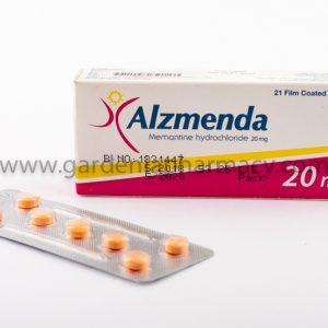 ALZMENDA 20 MG 21 TAB