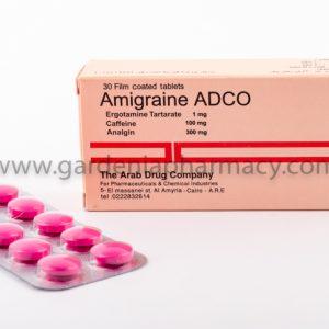AMIGRAINE ADCO 30TAB