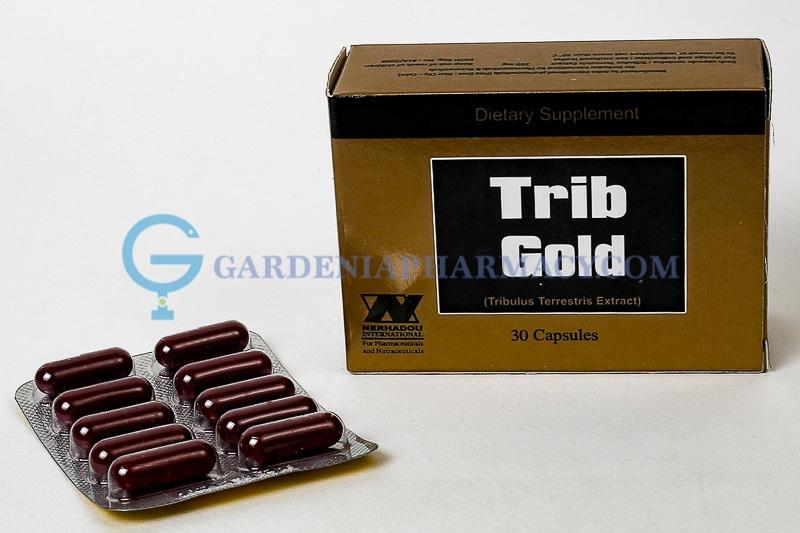 تريب جولد - TRIB GOLD 30كبسولة