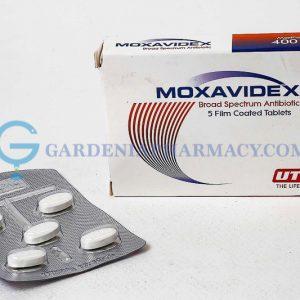 MOXAVIDEX 400MG 5TAB