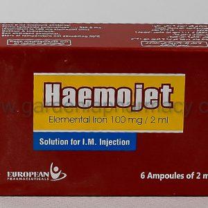 HAEMOJET 6 AMP