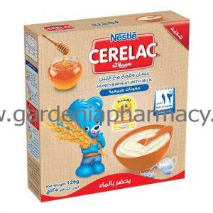 CERELAC 3FRUITS -WHEAT-MILK -IRON 500GM