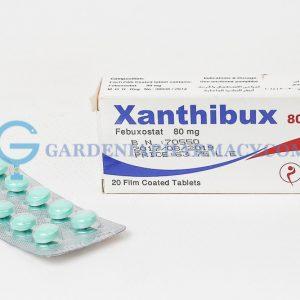 XANTHIBUX 80MG 20TAB