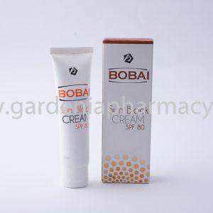 BOBAI SUN BLOCK CREAM SPF80 50ML