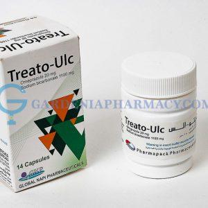 TREATO ULC 14 CAP