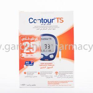 CONTOUR TS 25 Device + 50 Test Strips