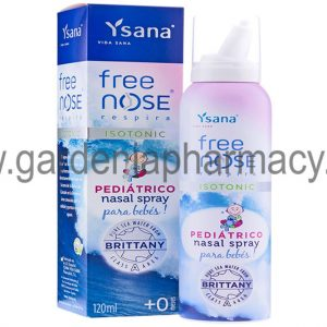 FREE NOSE ISOTONIC KIDS NASAL SPRAY 30ML
