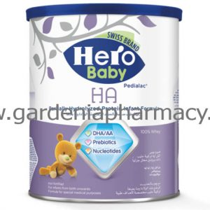 HERO BABY HA MILK 400G