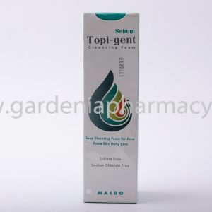 TOPI GENT SEBUM CLEANSING FOAM 150ML
