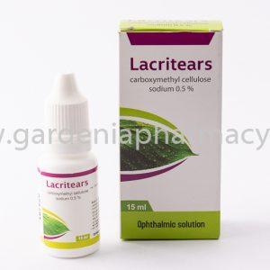 LACRITEARS EYE DROPS 15ML