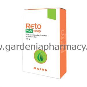 RETO PLUS SOAP 125GM