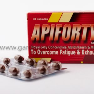 APIFORTYL 30CAP