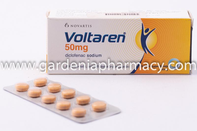 Voltaren 50mg Tab From Gardenia Pharmacy Buy Now Voltaren 50mg Tab