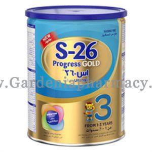 S-26 PROGRESS GOLD® 3 800GM