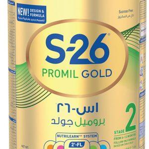 S-26 PROMIL GOLD® MILK 2 800GM