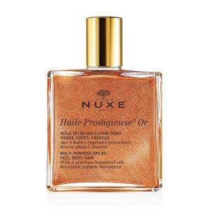 NUXE GOLDEN DRY OIL 50ML