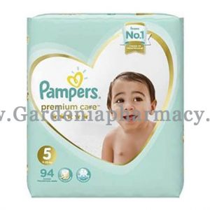 PAMPERS PREMIUM CARE 5 94 PSC