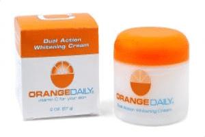 ORANGE DAILY DUAL ACTION WHITENING CREAM 57ML