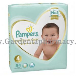 PAMPERS PREMIUM CARE 4 94 PSC
