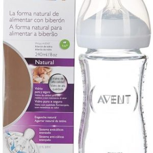 AVENT NATURAL ببرونة 240مل 67317