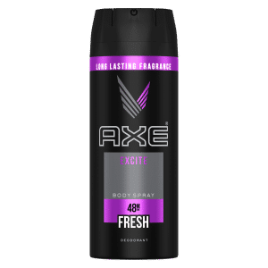 AXE EXCITE BODY SPRAY 150ML Offer Egypt