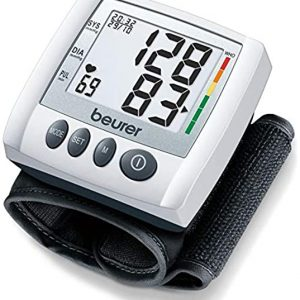 BEURER BC30 WRIST BLOOD PRESSURE MONITOR+THERMOMETER