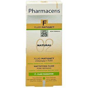PHARMACERIS MATTIFYING NATURAL 02 30ML