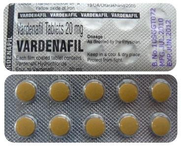 فاردينافيل Vardenafil
