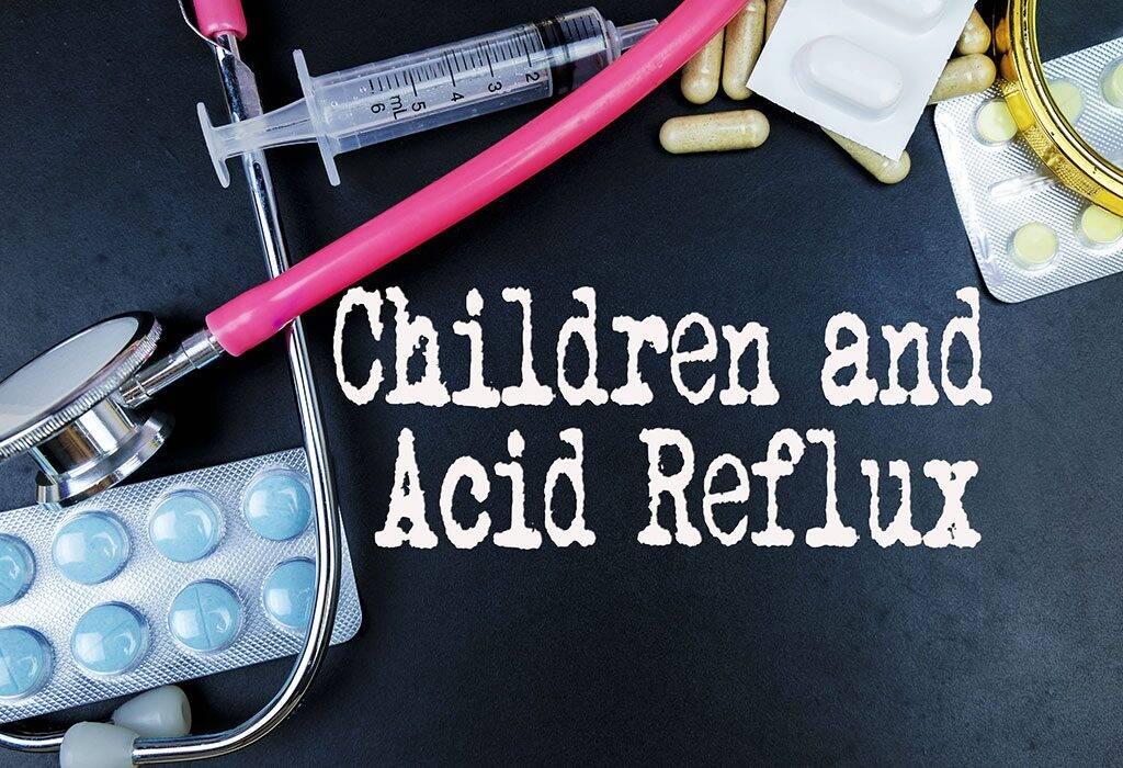 acid reflux in children gastric problems in children