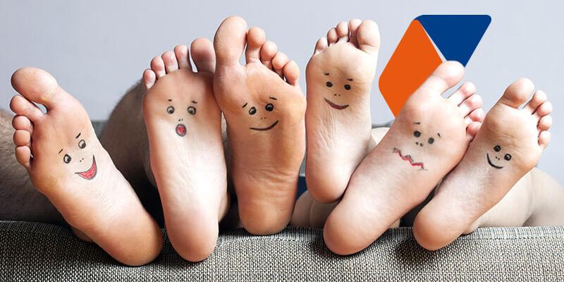 10 Steps To Improve Your Foot Health | Gardenia Blogs | Egypt||||foot health|الام القدم|اهمية اختيار نوع جيد وملائم حذاء طبي | صيدلية جاردينيا | اشتري الان | توصيل مجانا