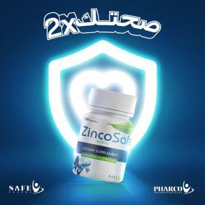 ZINCOSAFE 100 CAP
