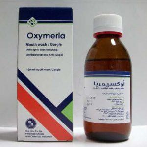 OXYMERIA MOUTH WASH