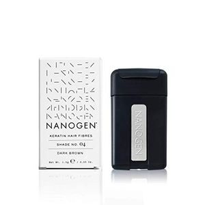 NANOGEN MEDIUM BROWN HAIR FIBRES 1.5G