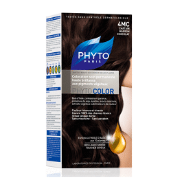 PHYTO COLOR 4MC CHOCOLATE BROWN