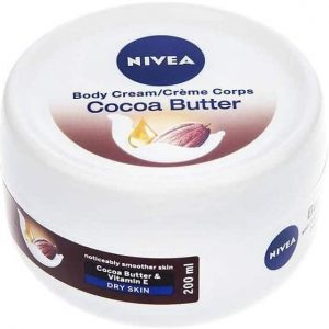 NIVEA COCOA BUTTER CREAM 200ML