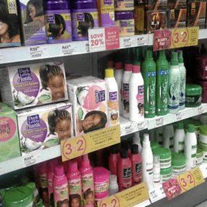 Hair Relaxants