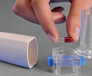 Inhaler Capsule