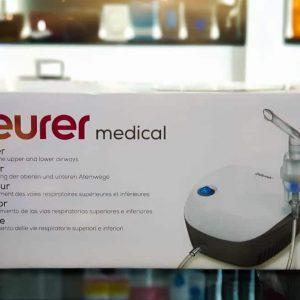 Beurer nebulizer