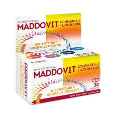 MADDOVIT 30 TAB