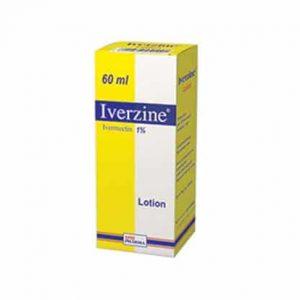 IVERZINE LOTION 6O ML