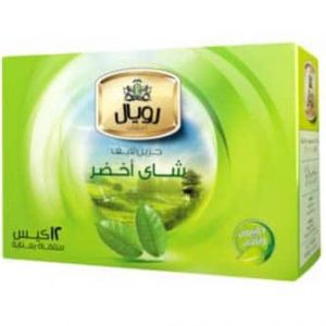 ROYAL HERBS GREEN TEA
