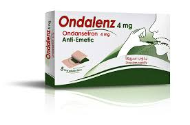 ONDALENZ 4MG 5 FILM