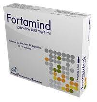 FORTAMIND 500MG 5 AMP