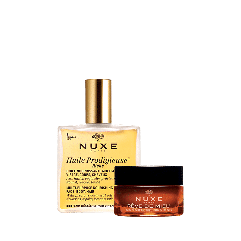 Nuxe winter essentials