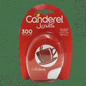 canderel 300 sweetener tablets | كاندريل سكر دايت محلى - 300 قرص