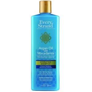 Every strand Argan Oil with Macadamia Hydrating Shampoo